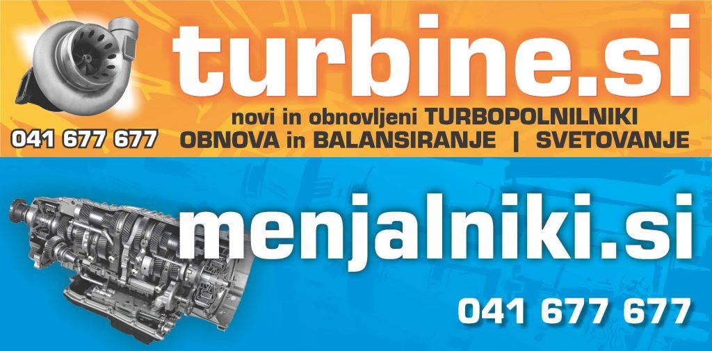 menjalniki turbine